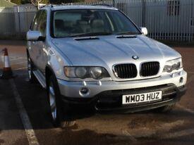BMW X5 2.9 d 5dr Manual, Excellent Condition