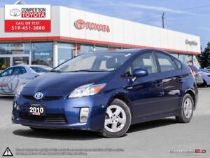 2010 Toyota Prius One Owner, No Accidents, Toyota Serviced