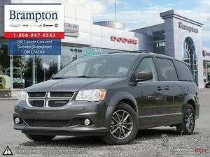 2016 Dodge Grand Caravan PREMIUM PLUS | 6.5 IN TOUCHSCREEN | DVD