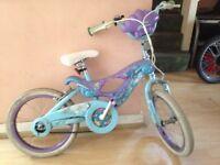 5-7 years old bike