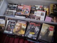 Bargain box over 250 dvds