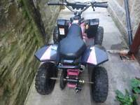 Kids off road quad