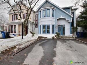 369 500$ - Maison en rangée / de ville à vendre