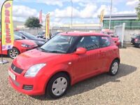 2008 Suzuki Swift 1.3 GL 3dr 1 Owner From New / Low Mileage / 3 Month RAC Warranty Included