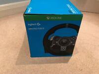 Logitech G920 Wheel (PC & Xbox) UNOPENED BRAND NEW