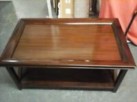 Ex display HSL Oxford style coffee table RRP £330 us £75