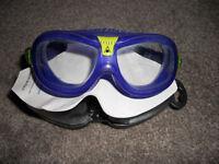 Aqua Sphere Seal 2 Kids Swimming Mask - Clear Lens - Purple Goggles