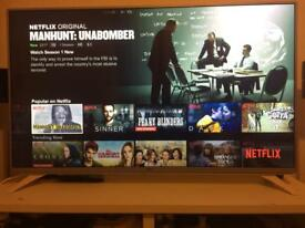 LG 49 inch smart tv for sale
