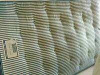 Double size mattress - Signs of wear but in good condition