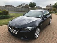 BMW 5 Series 2.0 520D M sport. 4 dr. 1 owner from new, great body condition, FSH,