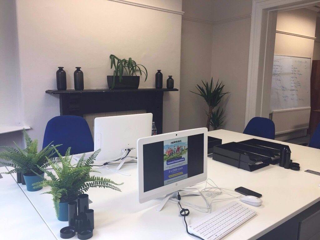 Office Space To Rent - University Street, Off Botanic, Subsidised Rent