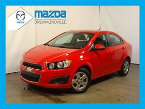 2012 Chevrolet Sonic LS  BLUETOOTH  ** 56 294  KM **