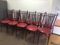 Restaurant-Cafe-Chicken Shop chairs.