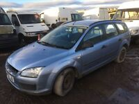 Ford Focus Diesel manual 2006 year - spare parts