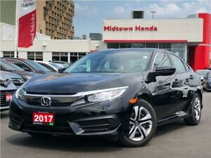 2017 Honda Civic Sedan Manual-RARE- very clean- Clean Carfax
