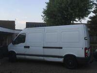 Renault Master 100 dci LWB Van 2006 62,000 genuine miles