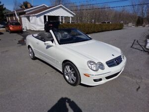 2006 Mercedes-Benz CLK-Class CUIR GPS BLUETOOTH FULL EQUIPE