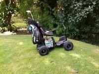 Powakaddy discovery golf buggy