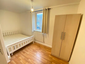 Double room to rent near city & Queen Mary University, UCL,