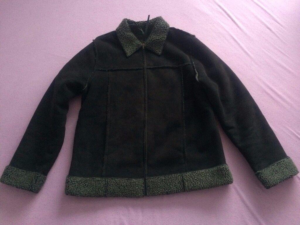 Marks & Spencer coat size 14