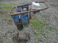 (R4) TOP OF THE RANGE SMALL WACKER COMPACTOR MUNSCUN 40 TRENCH RAMMER