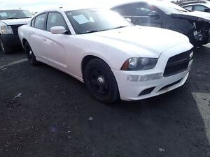 2013 Dodge Charger Enforcer Police