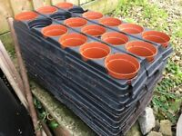 FREE Garden Planters and Buckets
