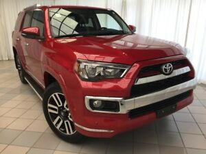 2018 Toyota 4Runner 4DR SUV 4WD: Limited, with Winter Tires