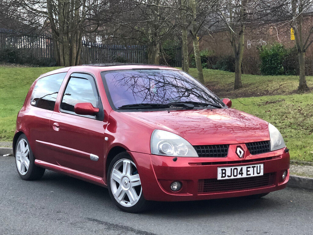RENAULT CLIO 1 2 FULL RENAULTSPORT CLIO SPORT REPLICA IN SIDE OUT | in  Acocks Green, West Midlands | Gumtree