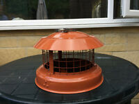 New Chimney Birdguard