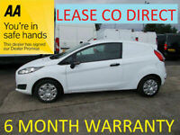 Ford, FIESTA, Car Derived Van, 2015, Manual, 1496 (cc)***FULL SERVICE HISTORY***LEASE CO DIRECT***