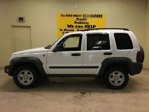 2007 Jeep Liberty Annual Clearance Sale!