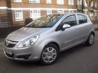 VAUXHALL CORSA 1.4 AUTOMATIC NEW SHAPE 2007 +++ £1750 ONLY +++ 5 DOOR HATCHBACK +++