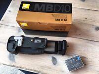 Nikon MB-D10 Battery Grip for D700