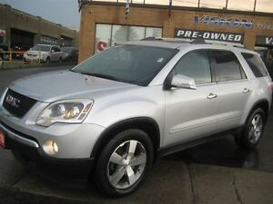 2010 GMC Acadia SLT/AWD/7-PASSANGERS/LEATHER/ DOUBLE SUNROOF/DVD