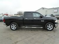 2014 Ram 1500 SLT - PWR SEAT + REAR CAMERA