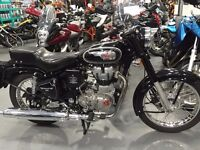 2014 ROYAL ENFIELD 500CC CLASSIC SPOTLESS CONDITION 1100 MILES FINANCE ETC ONLY ��2650