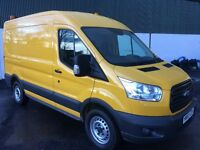 2015 TRANSIT MWB AS NEW CONDITION 125 T350 FINANCE AVAILABLE