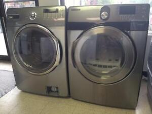 189-   Laveuse Sécheuse Frontales SAMSUNG  Frontload Washer and Dryer