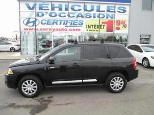 2009 Jeep Compass NORTH EDITION 4X4 Rocky Mountain