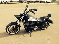 2012 Victory Motorcycles High Ball