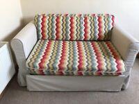 Hardly used IKEA sofa ... perfect for kids room/TV room