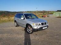 BMW X5 4X4 JEEP (LOW MILES DIESEL AUTOMATIC)