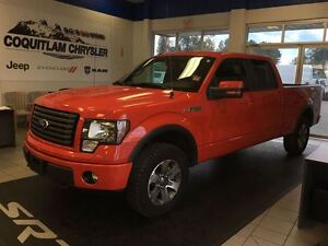 2011 Ford F-150 FX4 Power