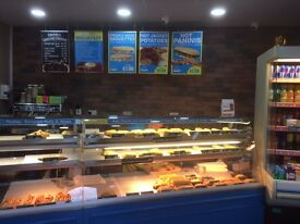 Established Sandwich Bar / Bakery In Coventry, West Midlands For Sale