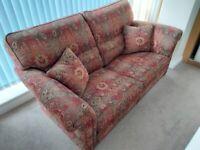 Duresta Mayfair 2-Seater Fabric Sofa
