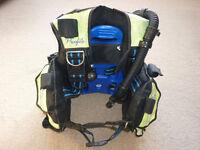 Buddy Commando Profile BCD / Stab jacket (Small)