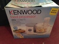 Kenwood Food Processor (Unused)