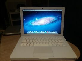 Apple MacBook A1181, Web-Cam, 13.3 Wide-Screen, Lion OS X 10.7.5 Office 2011 Pro Plus, Wireless