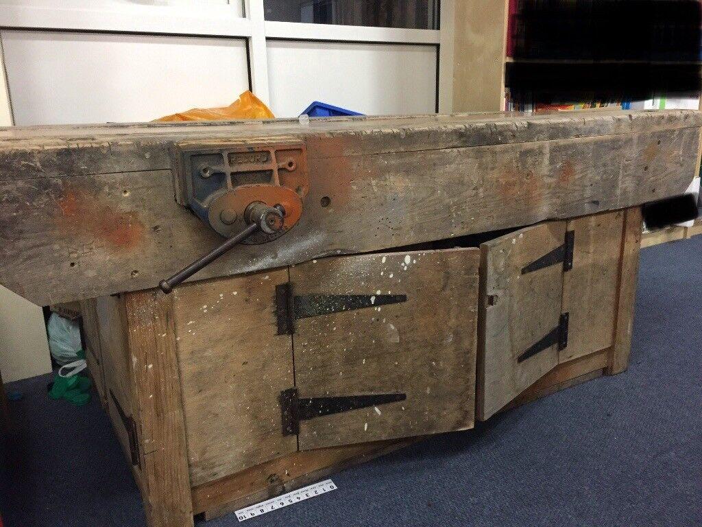 Old School Woodwork Bench In Durham County Durham Gumtree